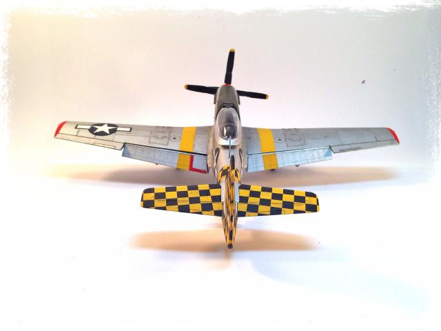 Tamiya P-51D Stinker Pat 1/48 Mustang